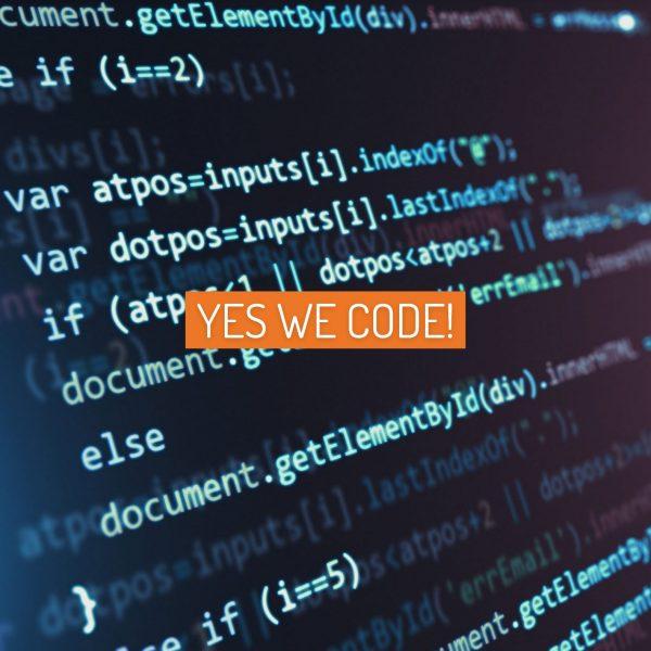 Yes We Code!